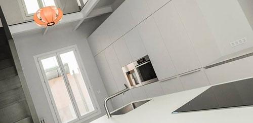 Reformas en cocinas y muebles a medida