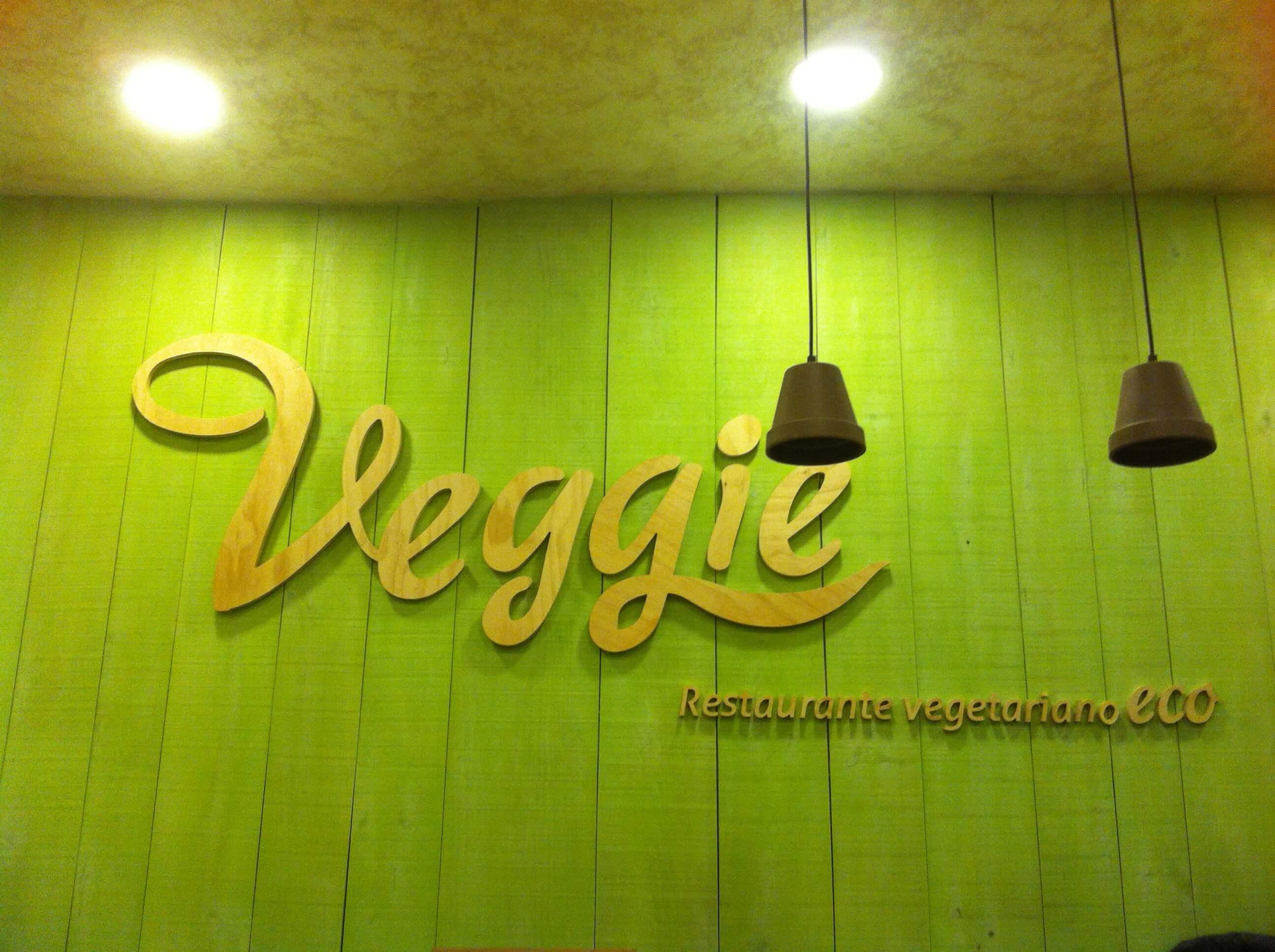 Instalaciones comerciales en restaurante Veggie