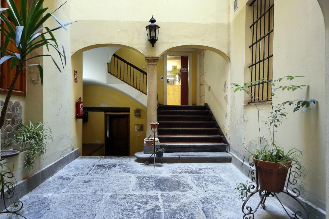 Conservación edificio histórico en Zaragoza