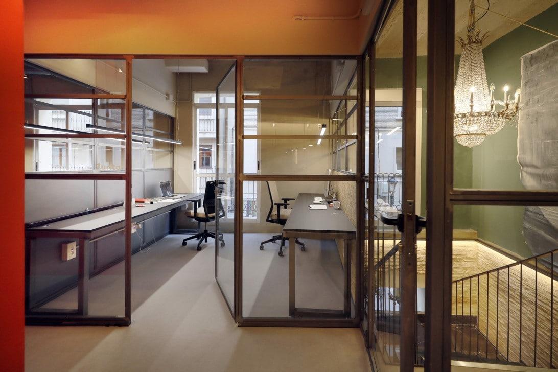 creacion espacios de trabajo en impacthub