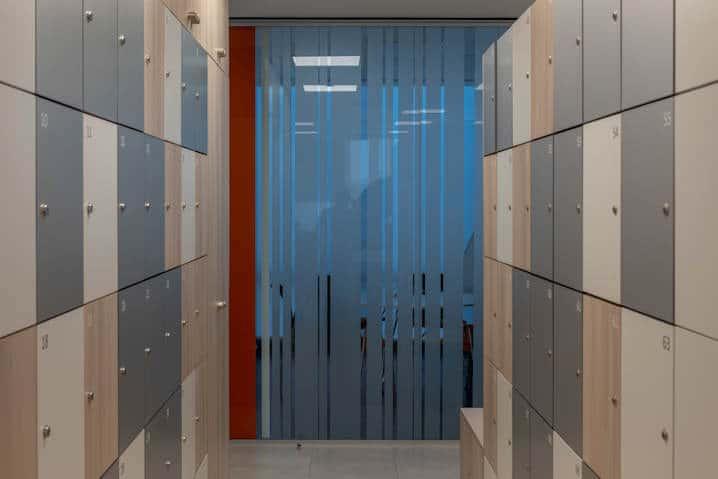 taquillas madera y metal para oficinas nologin
