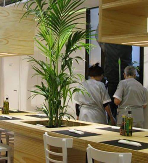 instalaciones restaurantes zaragoza